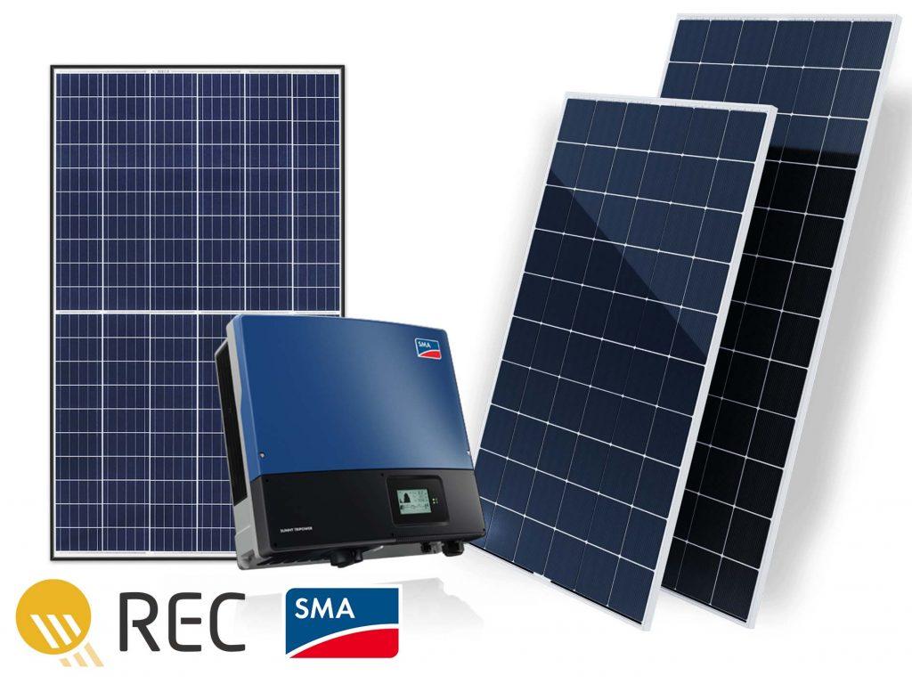 Rec & SMA Solar Enquiry