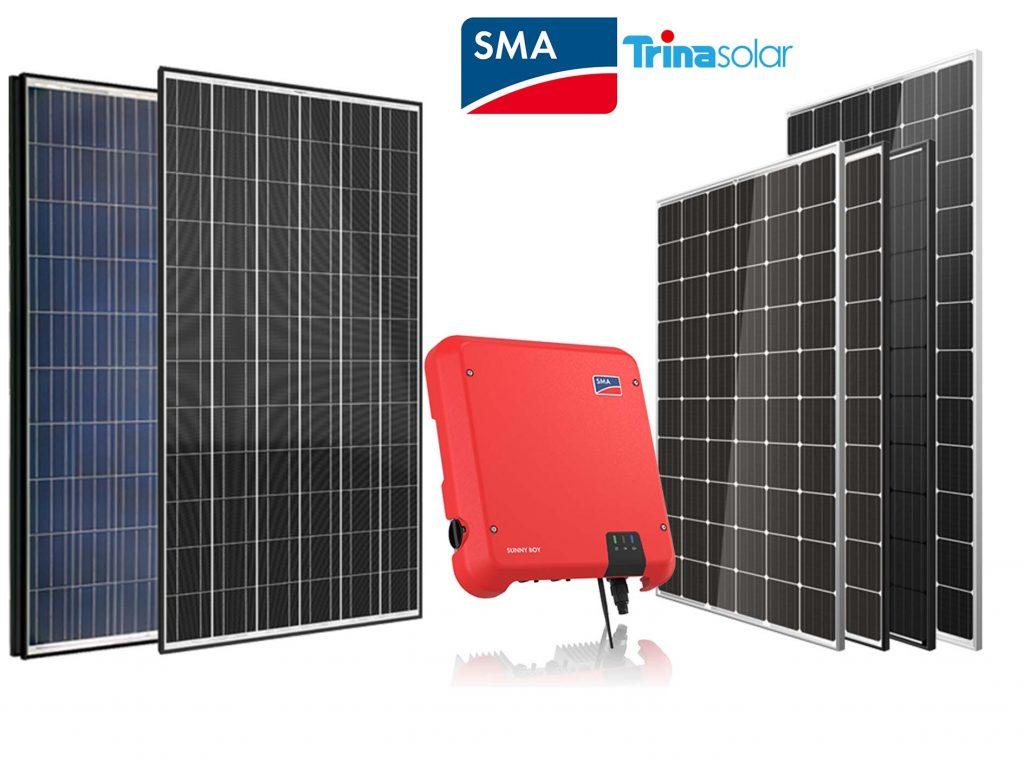 SMA & Trina Solar Enquiry