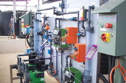 Waste Water Project Materials